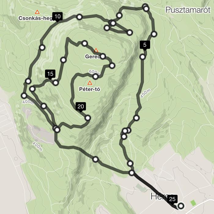 Gerecse Trail L