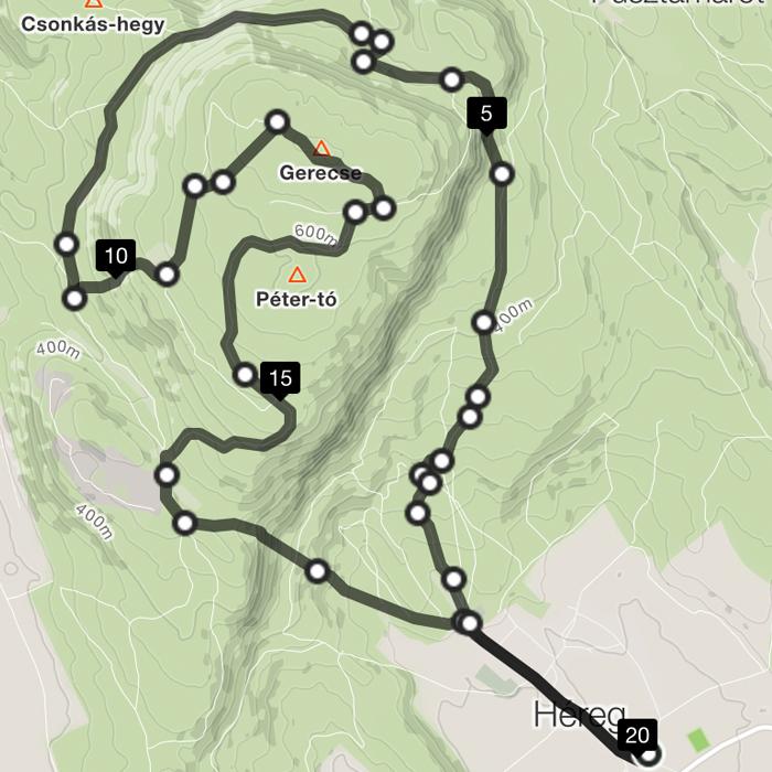 Gerecse Trail M
